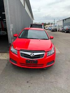 Holden Cruze wrecking 2009 to 2016 All parts available text or call fo