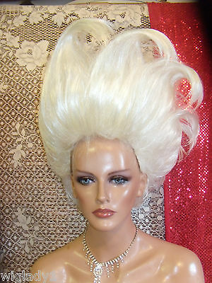 VEGAS GIRL SPECIAL WIGS PICK A COLOR URSULA AWESOME SHOW STOPPER DRAG QUEEN FUN](Ursula Wigs)