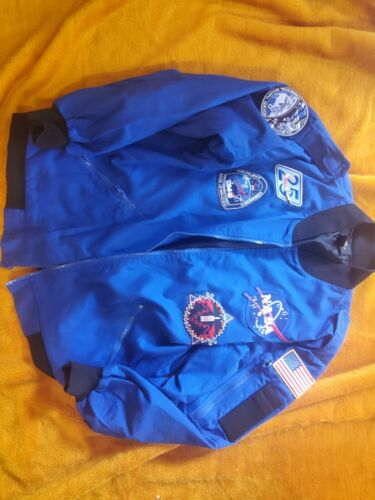 Alpha NASA Astronaut Jacket Large with Patches