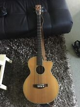 Electro acoustic bass guitar Randwick Eastern Suburbs Preview