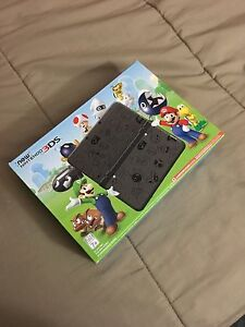 NEGO NINTENDO 3DS SUPER MARIO BLACK EDITION