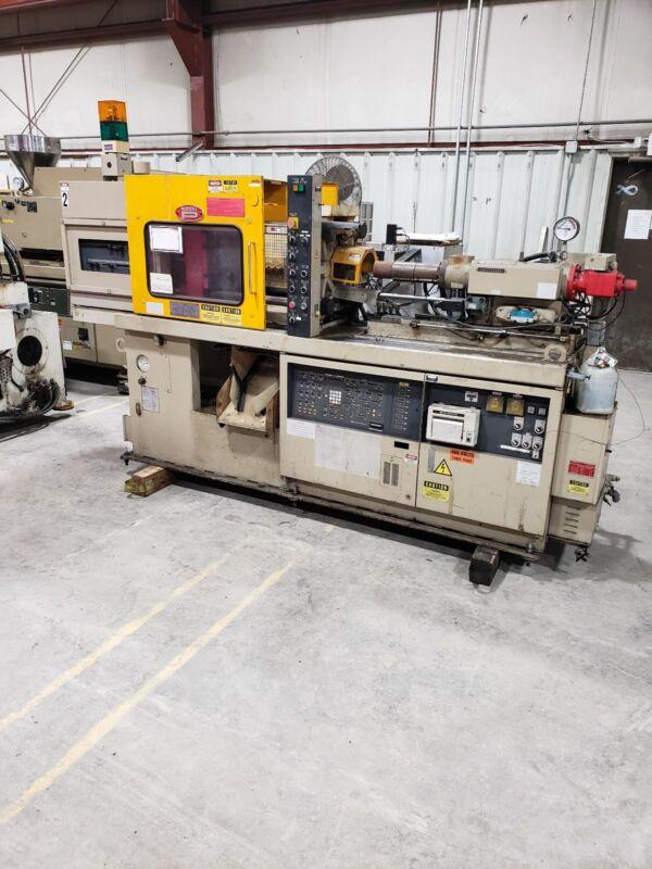 Nissei 40 Ton Injection Molding Machine PS40E5ASE
