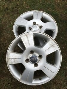Ford Focus rims (6 Rims)