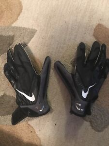 New Nike football gloves -  size small
