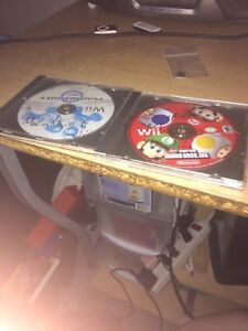 Two untested Mario wii games
