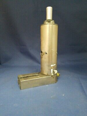 Tg-systems Dual Piston Pneumatic Cylinder Hairpin Tg-c-g-584-8n
