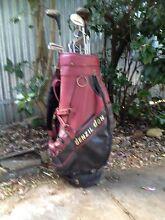 Golf bag and golf clubs Adelaide CBD Adelaide City Preview