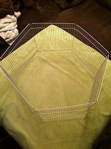 Small Animal Wire Playpen
