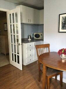 REDUCED AGAIN : $850.00 Fully Furnished apt. Utilities included.
