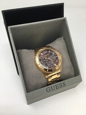 Guess Gold Water Pro Mens Watch -19126-351-016