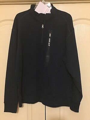 WEEKEND OFFENDER Hardy navy sports zip-front track-top size small-3XL