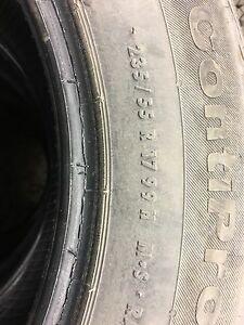 235/55R17 ...4 tires.  120$. Only Edmonton Edmonton Area image 3