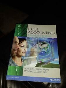Cost Accounting 2e ISBN:9781442563377 Happy Valley Morphett Vale Area Preview