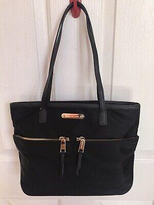 Michael Kors Black Nylon Handbag Pre Owned