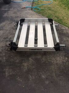 Rhino rack roof racks and basket Bligh Park Hawkesbury Area Preview