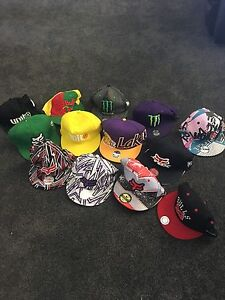 Assorted Hats Brand New Rutherford Maitland Area Preview