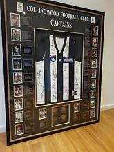 Collingwood Football Club Jumper Signed by 20 Captains. Caloundra Caloundra Area Preview