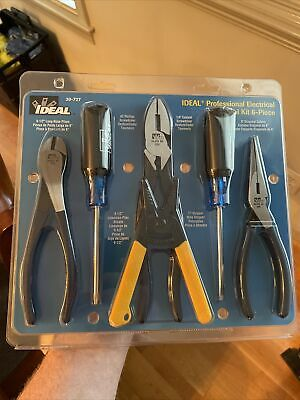 Ideal Professional Electrical 6 Piece Tool Kit