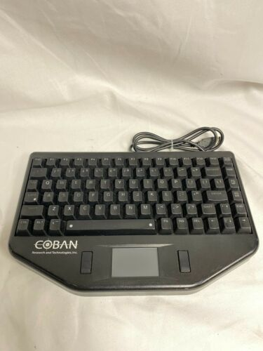 Coban/TG3 SCKEY-02 Wired USB Keyboard with Touchpad