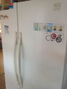 Free side by side fridge and freezer need to go Beacon Hill Manly Area Preview