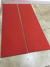 Pin boards / notice boards with red fabric Sydney City Inner Sydney Preview