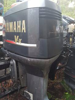 YAMAHA V6 vx 225hp vx 250hp OUTBOARD FOR WRECKING