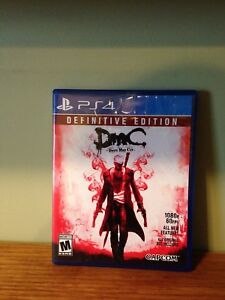 Devil May Cry DMC Definitive Edition