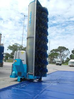 Mobile Truck Washing , long established fully equipped
