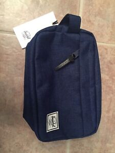 HERSCHEL TRAVEL KIT - NEW WITH TAGS