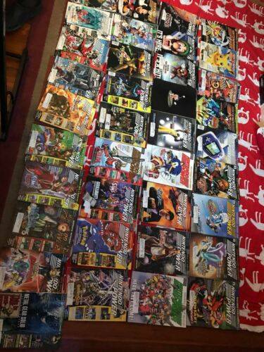 Nintendo Power Magazines with Posters & Inserts! Vol 93-179