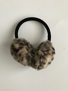 leopard print ear muffs  Cambridge Kitchener Area image 1