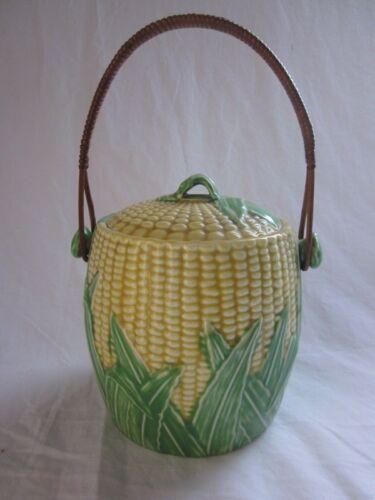 Vintage Corn on the Cob Cookie Jar Japan