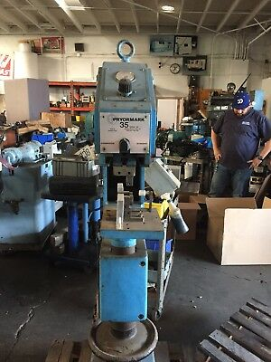 Pryormark 35 Roll Marking Machine
