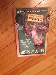 Si cology book duck dynasty