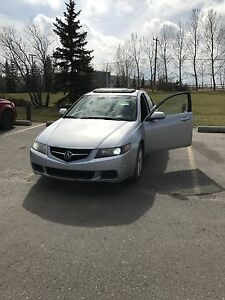 **MINT CONDITION** 2004 Acura TSX