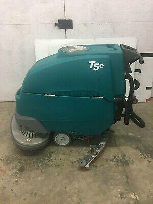 Tennant T5e 32 Floor Scrubber 1106.9 Hours
