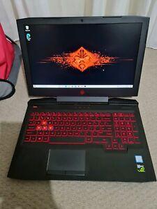 HP Omen Gaming Laptop i7 1050ti
