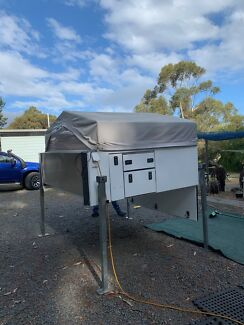 Cameron Canvas Slide-on/ Ute Back Camper Sorell Sorell Area Preview