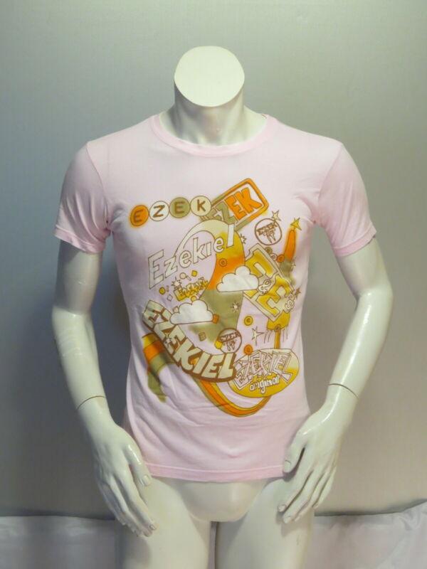 Vintage Skateboard Shirt - Ezekiel Grafitti Graphic - Women