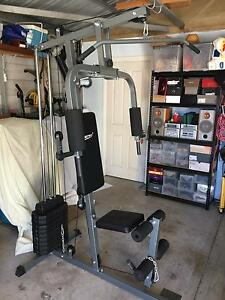 AVANTI Treadmill and GENKI Multi Function Home Gym Miranda Sutherland Area Preview