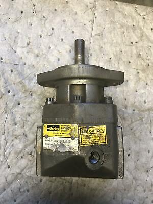 Parker M4b01510s2onv High Speed Hydraulic Motor