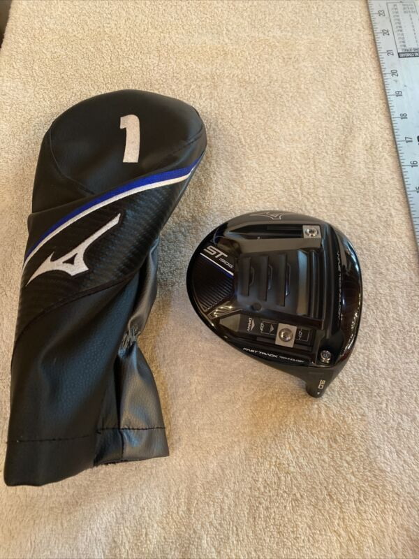 Mizuno ST190G 9.0* Driver Head Only W/Headcover, Head Only.