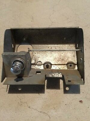 ASHTRAY HOUSING 1969 B BODY PLYMOUTH OEM