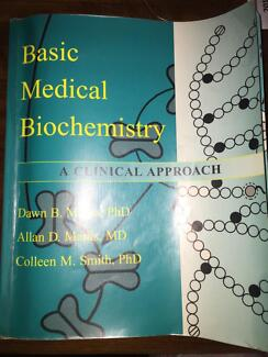 Medical Textbook -Basic Medical Biochemistry: A Clinical Approach