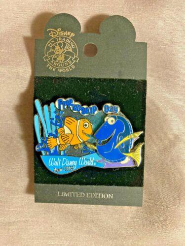 Disney 2005 Finding Nemo Friendship Day LE Pin