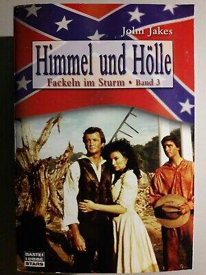 Gebraucht, HIMMEL UND HÖLLE John Jakes TB Fackeln im Sturm Bd.3 gebraucht kaufen  Scheeßel
