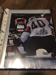 Signed pics of eric brassard zach fucale kevin resop