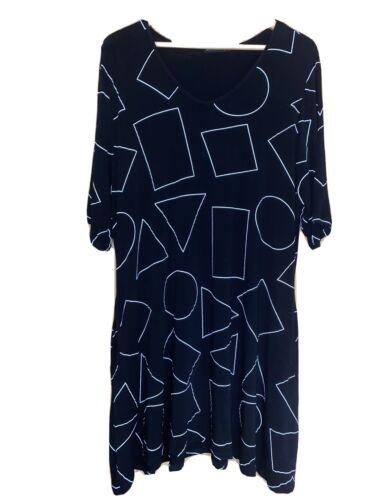 Damen Kleid /Tunika XXL New Jersey