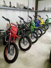 Brand New 125cc Automatic Dirt Bikes Fully Assembled Cranebrook Penrith Area Preview