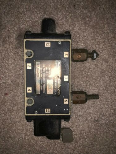 K71DA00 C.A.NORGREN CO